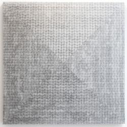Gatchsar 2017  oil on canvas  122 x 122 cm