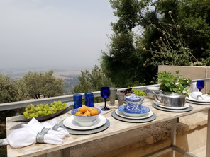 שולחן החג הישראלי