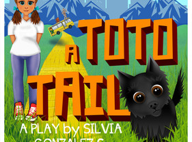 A NEW SPIN ON A BELOVED STORY: A TOTO TAIL!