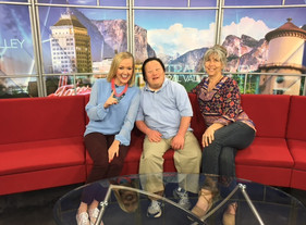 Special Olympics Segment on KSEE24