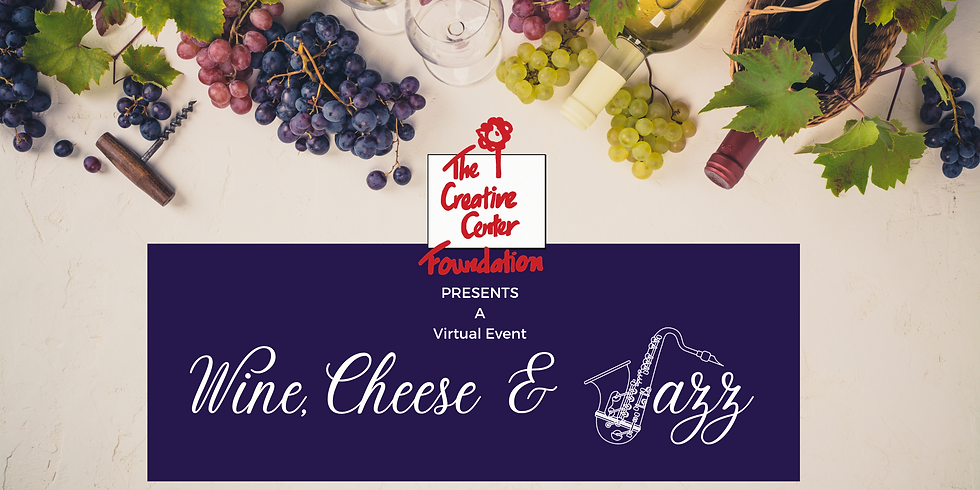 Virtual Wine Cheese & Jazz