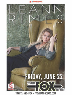 An Acoustic Evening with LeAnn Rimes