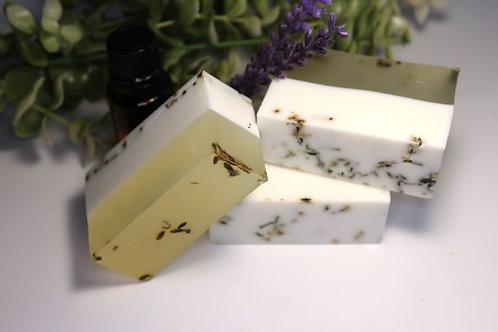 Lavender Tea Tree Soap