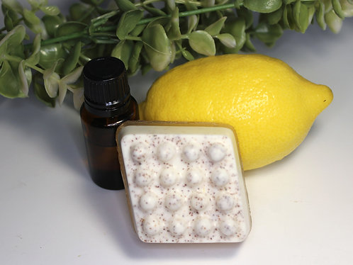 Lemon Tea Tree Soap