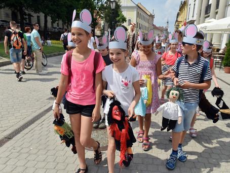 Gyermekbábosok XXV. Országos Fesztiválja