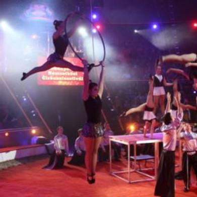 Ízelítő a cirkusz világából - Magyar Cirkusz és Varieté
