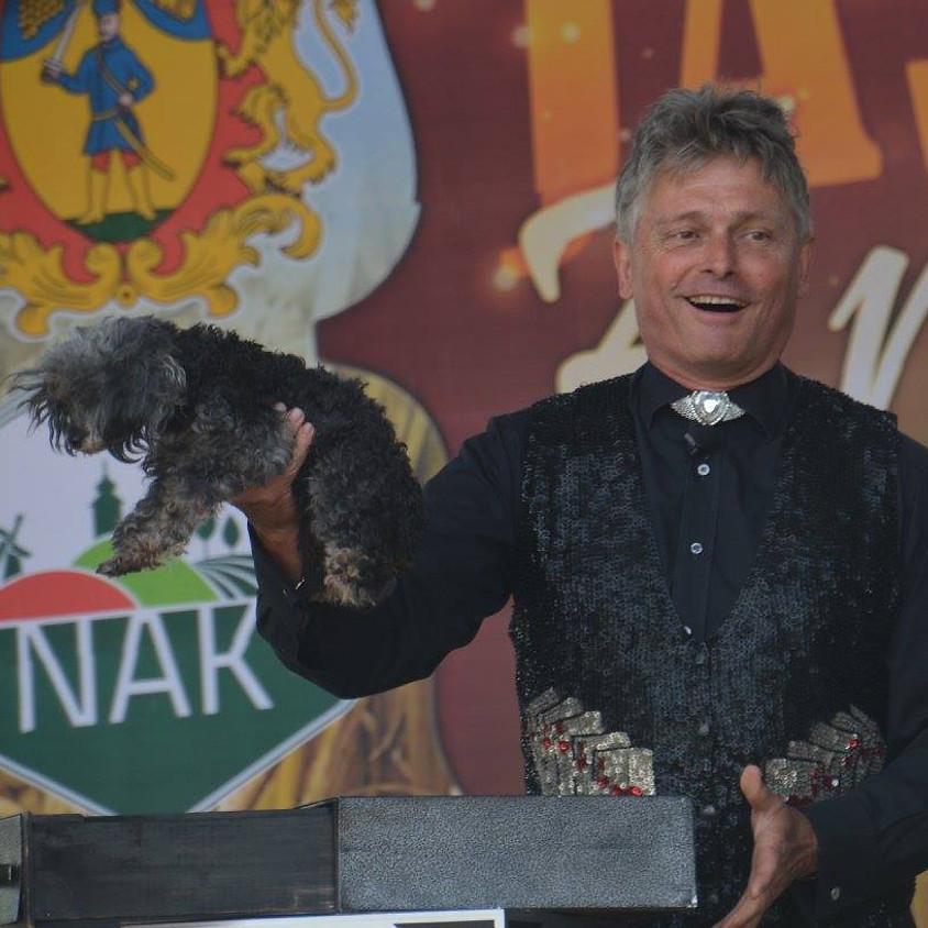 Szemerey László bűvész