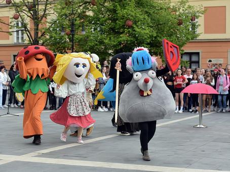 KisEgér Fesztivál - Flashmob