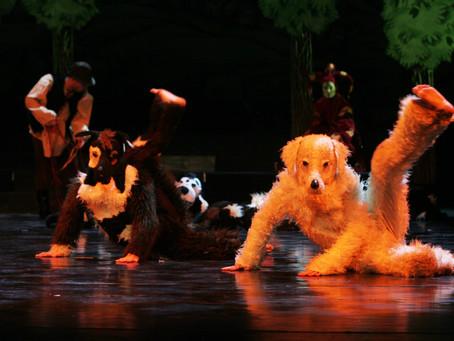Egyszer volt Budán kutyavásár online előadás