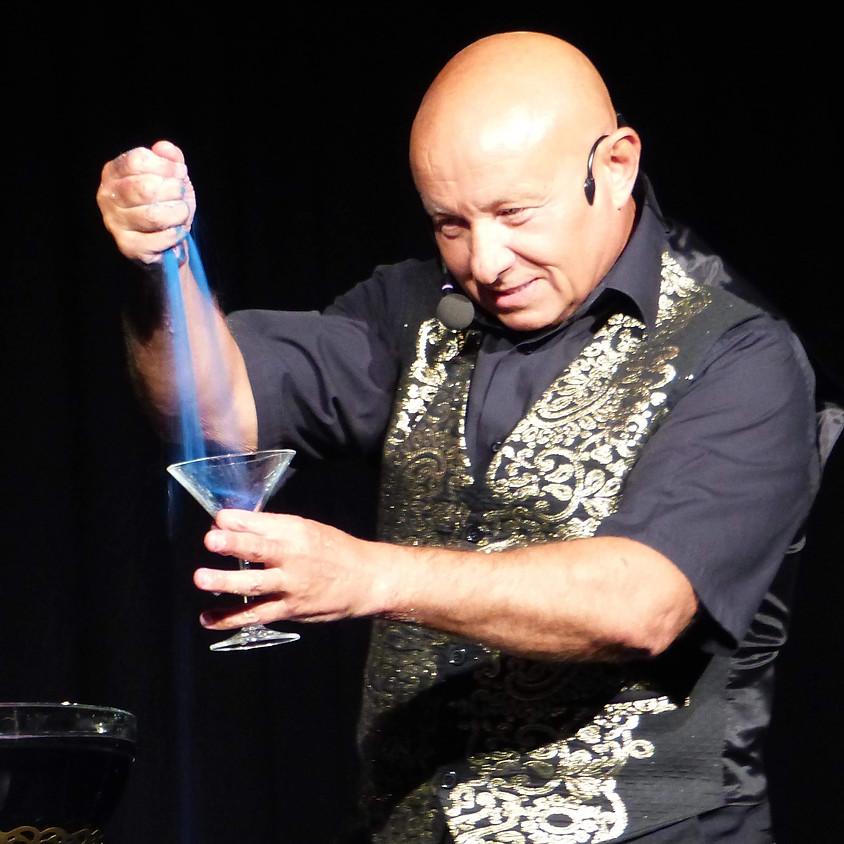 Galambos Ferenc bűvész