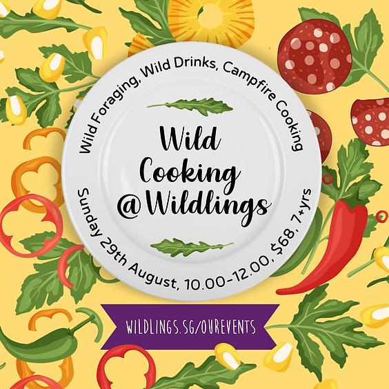 Wild Cooking @ Wildlings