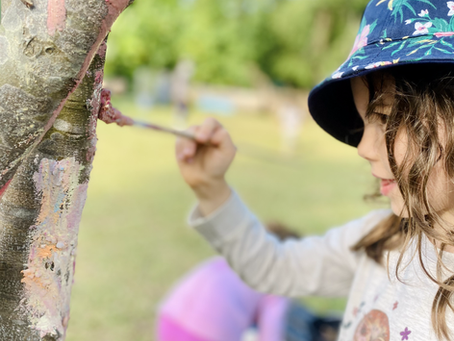 Reggio Emilia and Forest School, a match made in heaven @Wildlings!