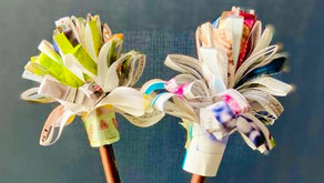 Nature at Home Series: Cut Waste by Upcycling Paper!