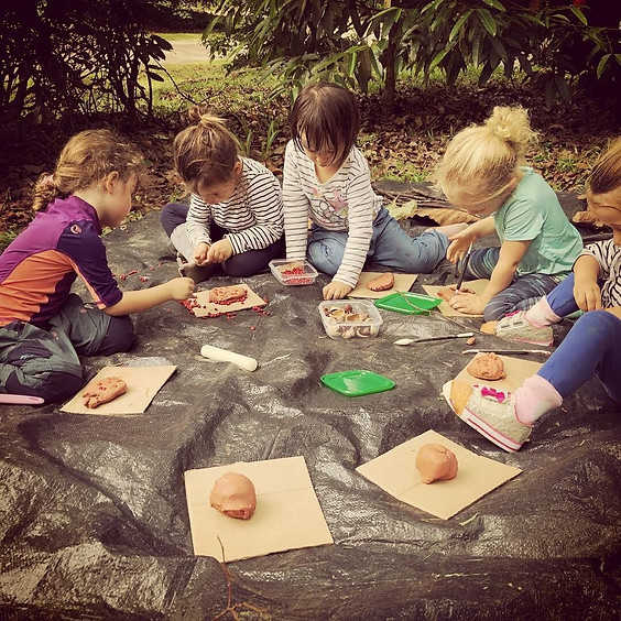 (AVAILABLE) Forest School Taster Session (TUES A.M. 3-6yrs)