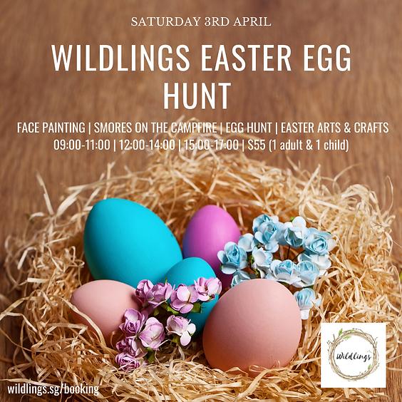 Wildlings Easter Egg Hunt | 3rd April | 9am to 11am