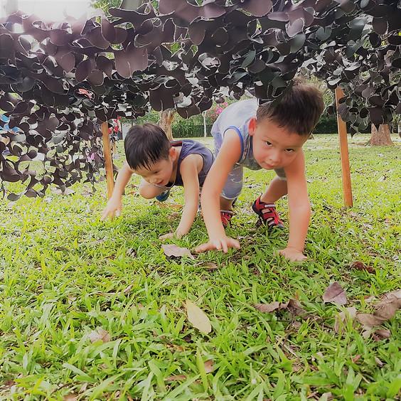 Nature Play with Kidmando, 4-6yrs
