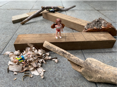 Nature at Home Series: Figurine Obstacle Course