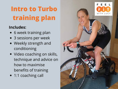 The low down on getting started on turbo training