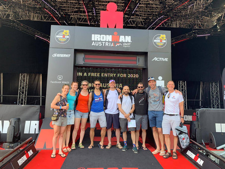 Ironman Austria - race review