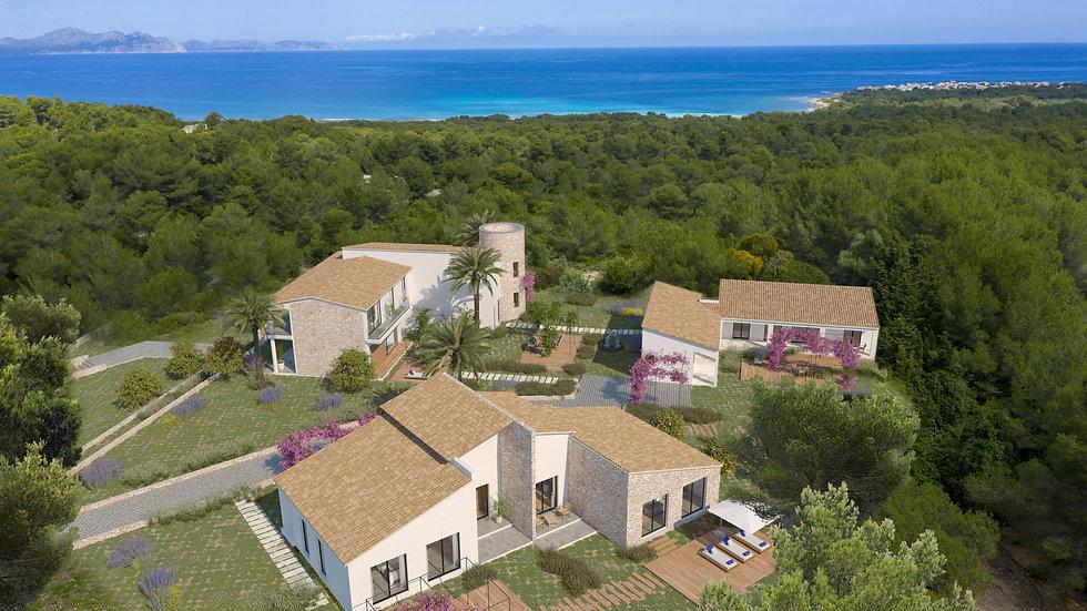 Majorque - Villa
