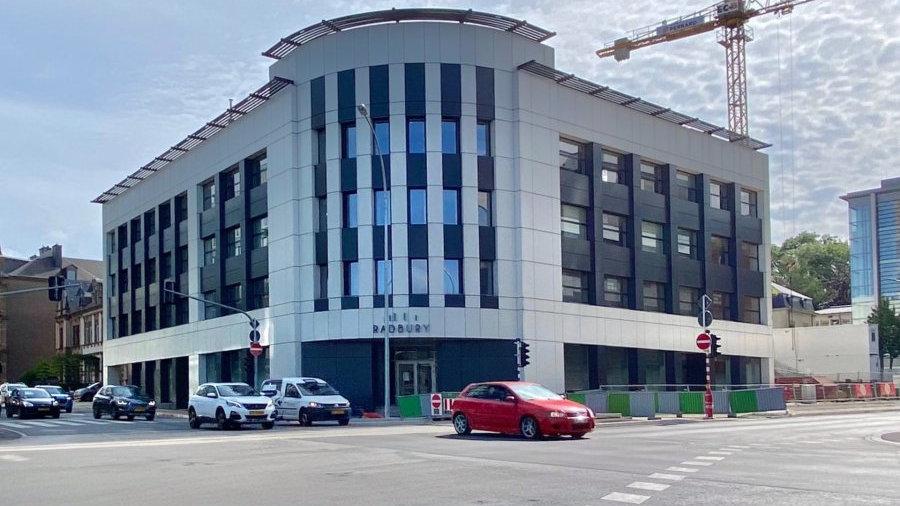 Luxembourg-Ville Bureaux