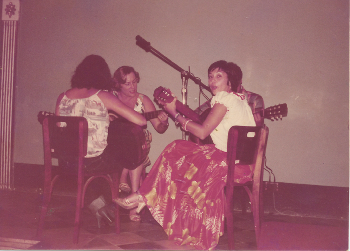 Missa da Criança em 1977