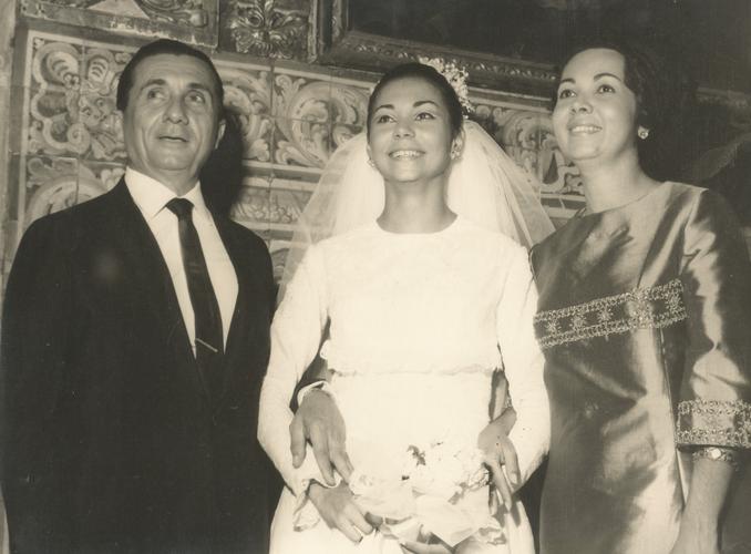 Casamento Pai walter Nairzinha Mãe Marga