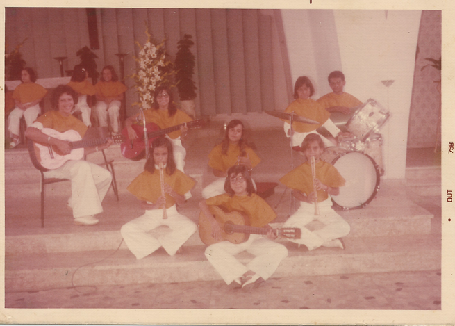 Missa da Criança 1978