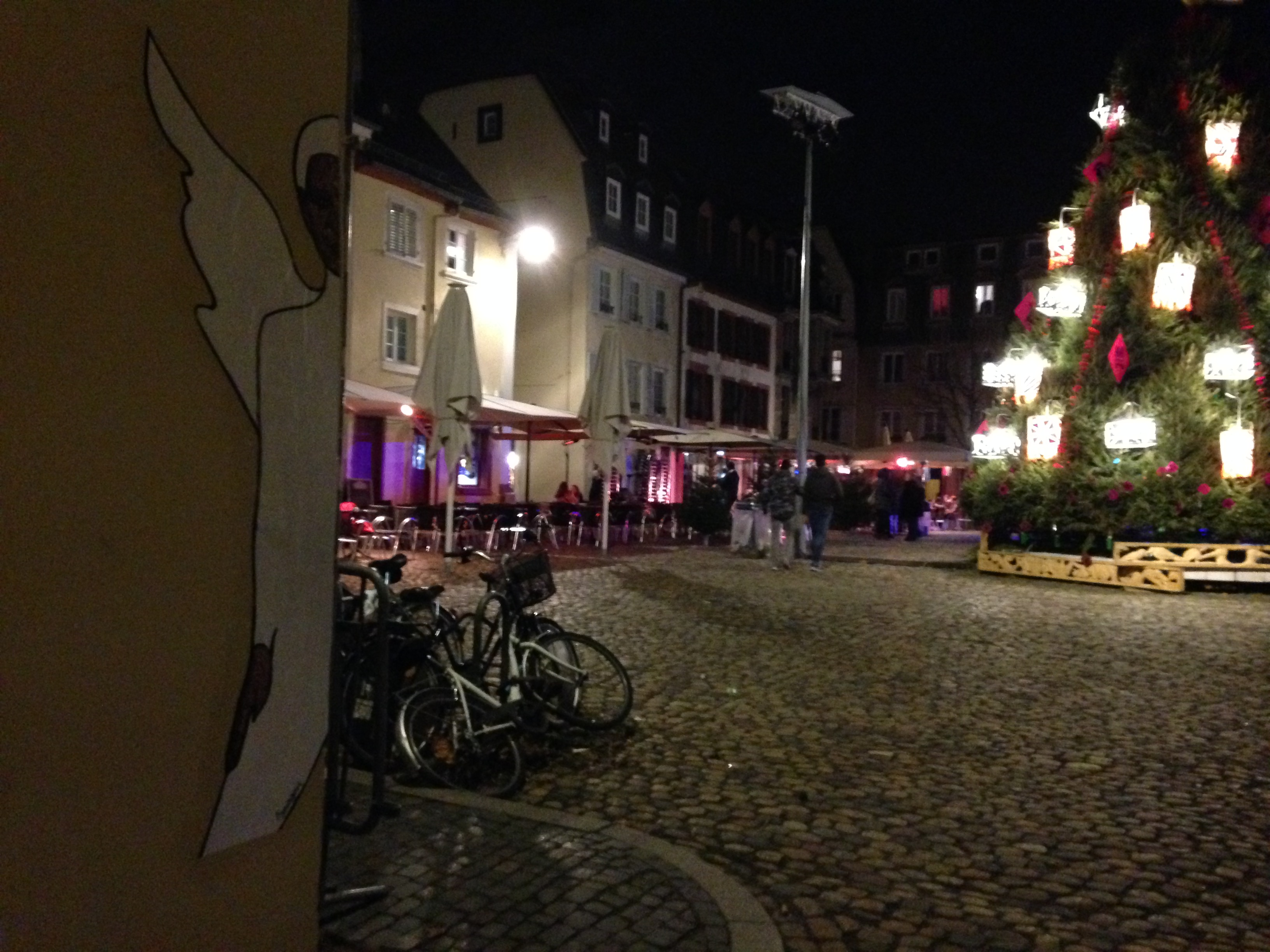 Colombe de la paix - Strasbourg