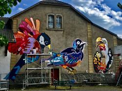H'LAC Fresque Saint-Amarin