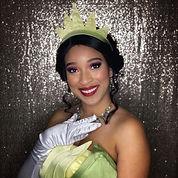 Once Upon a Crown Frog Princess princess performer
