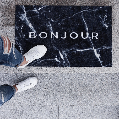 BONJOUR - Mad about mats
