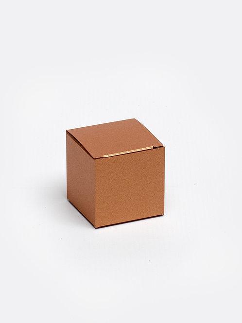 Kubus in karton - koper