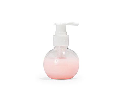 Zeeppompje bolletje transparant - 90 ml