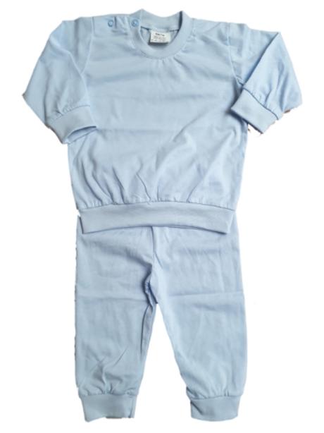 homewear - babyblauw