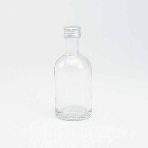 Drankflesje rond - 50 ml
