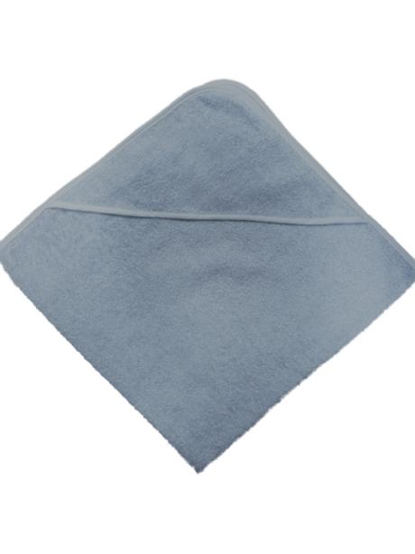Badcape - grijs