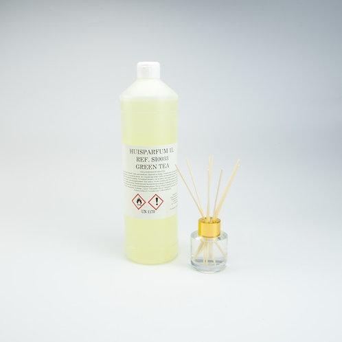 Huisparfum - Groene thee - 1l