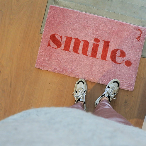 SMILE - Mad about mats