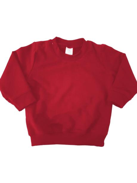 Sweater - burgundy