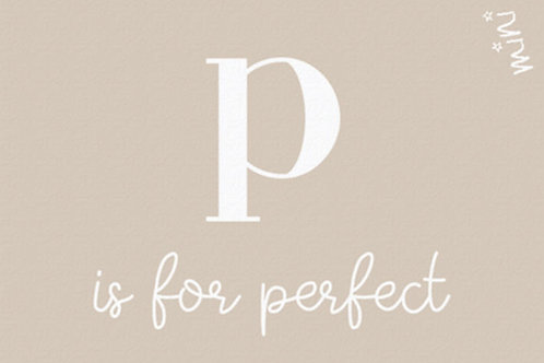 PERFECT love letter - Mad about mats