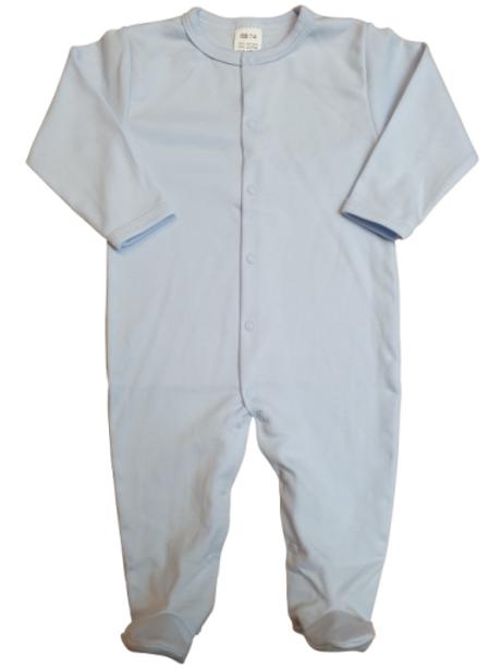 boxpakje - babyblauw