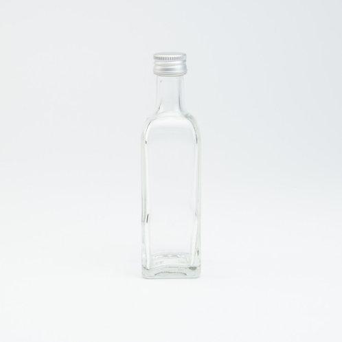 Drankflesje vierkant - 60 ml