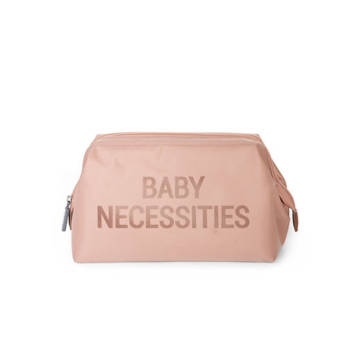Baby necessities - pink