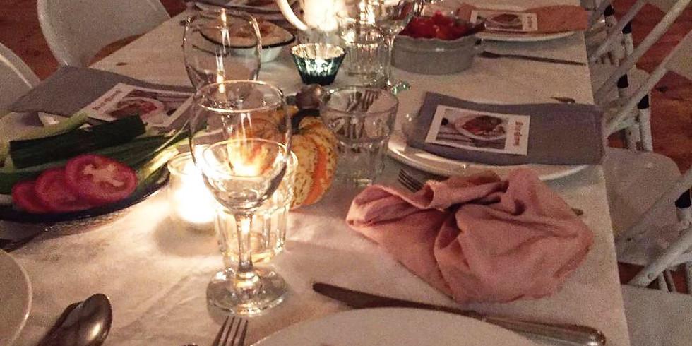 Charity Supper Club