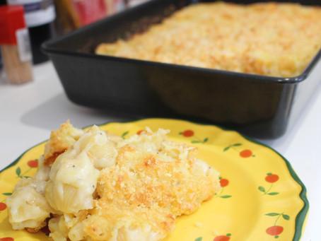 Crispy Cheesy Comfort