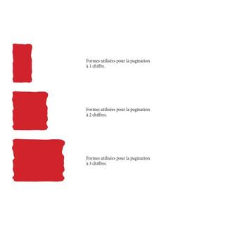 charte graphique - formes