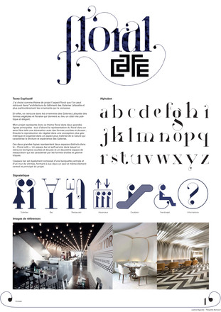 planche de presentation du projet