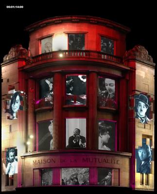 Maison de la Mutualité - personnalités