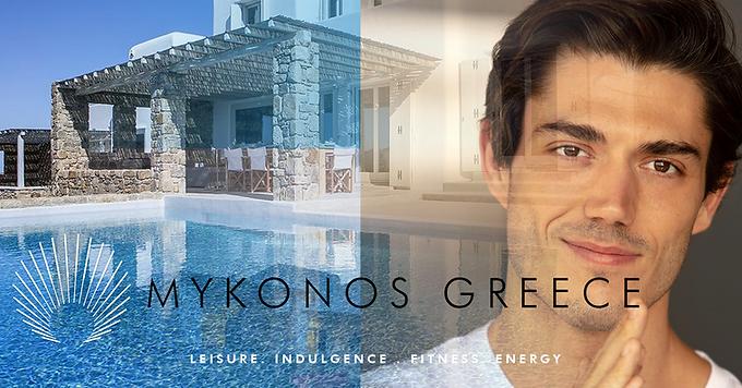 Mykonos  - Vinyasa Yoga Flows Retreat with Teo Chapelier. September 2021